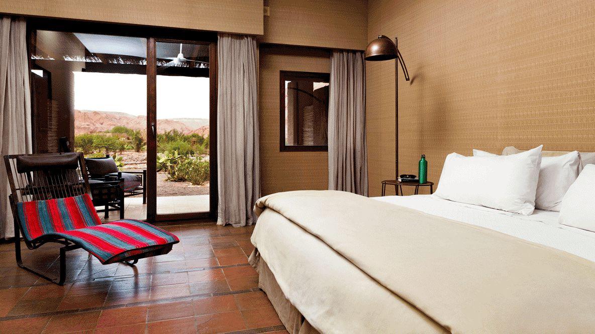 bedroom view-alto atacama desert lodge & spa