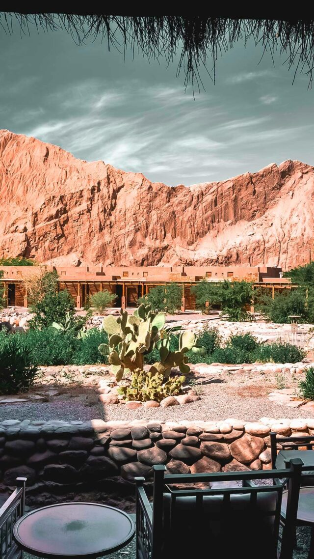 terrace-alto atacama desert lodge & spa