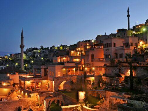 hotel view-argos in cappadocia turkey