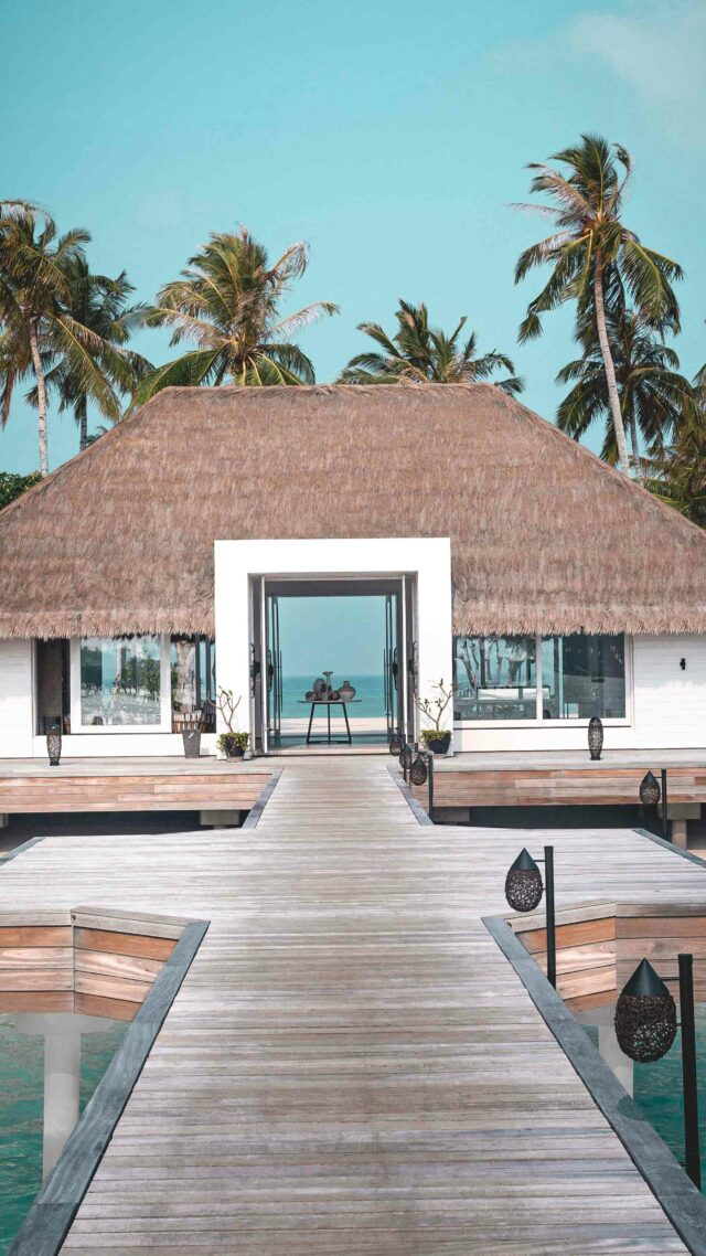 garden villa-cheval blanc randheli maldives