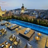 rooftop terrace with pool-mandarin oriental barcelona
