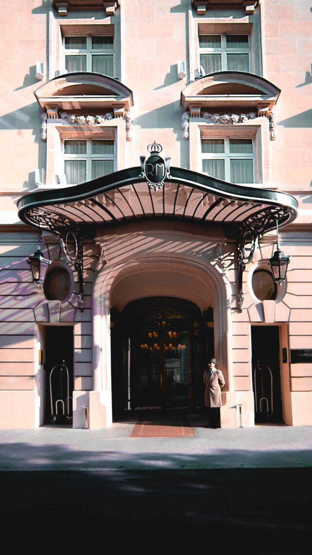 facade-le royal monceau raffles paris