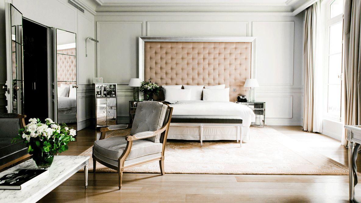 bedroom suite-le royal monceau raffles paris