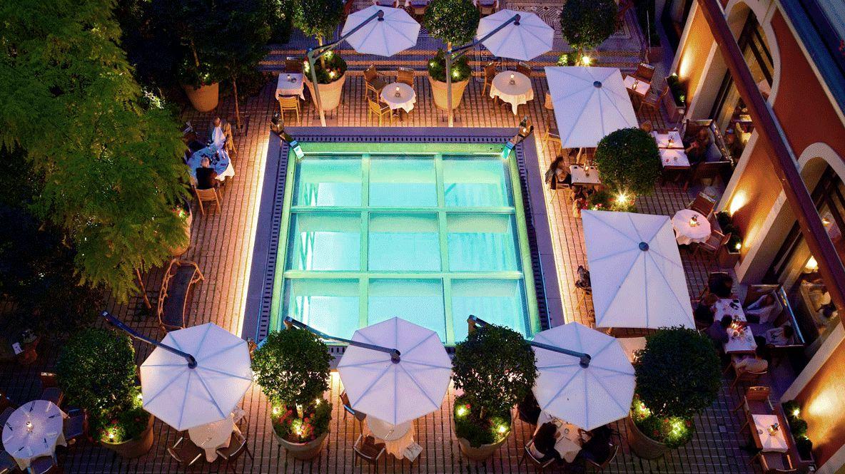restaurant hotel-le royal monceau raffles paris