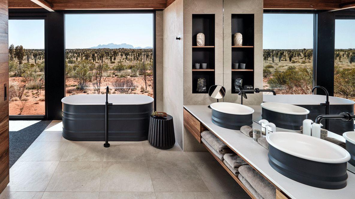 modern bathroom-longitude 131° australia