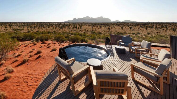 longitude-131°-australia-terrace with pool