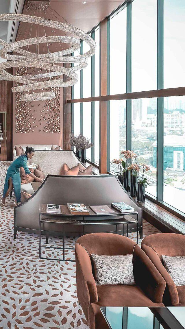 interior lobby-mandarin oriental singapore