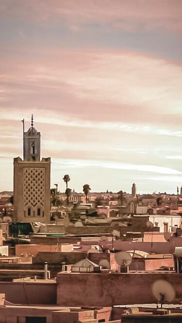 city of marrakech-riad noir d'ivoire marrakech