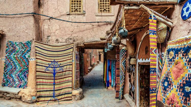 street-riad noir d'ivoire marrakech