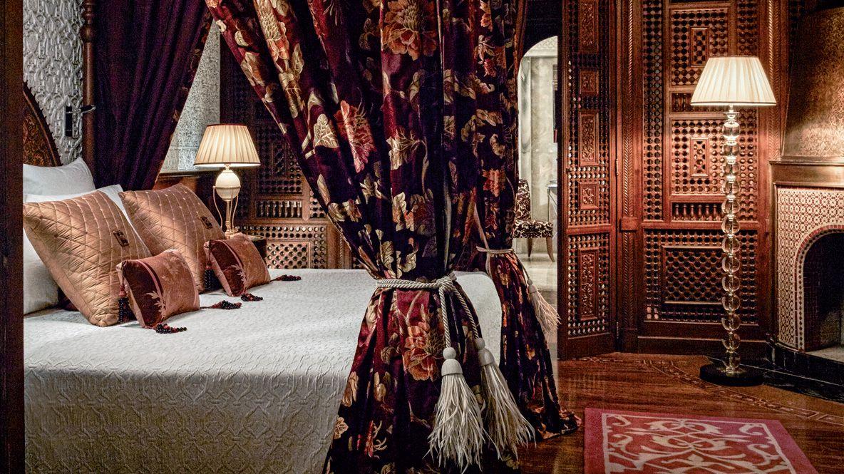suite bedroom-royal mansour marrakech