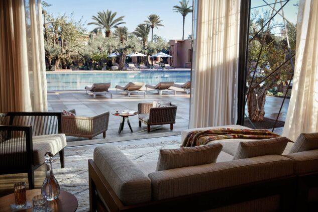 pool site-royal mansour marrakech