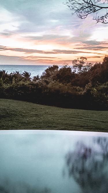 private infinity pool-soneva kiri thailand