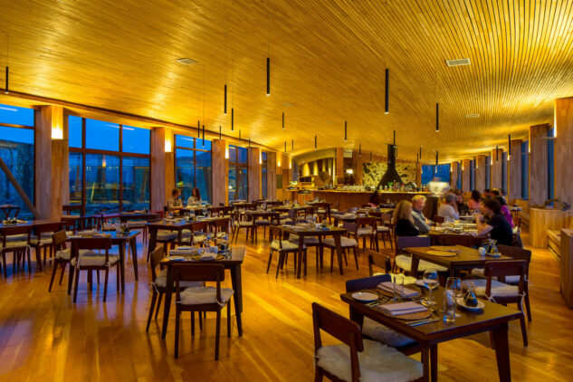 fine dining-tierra patagonia chile