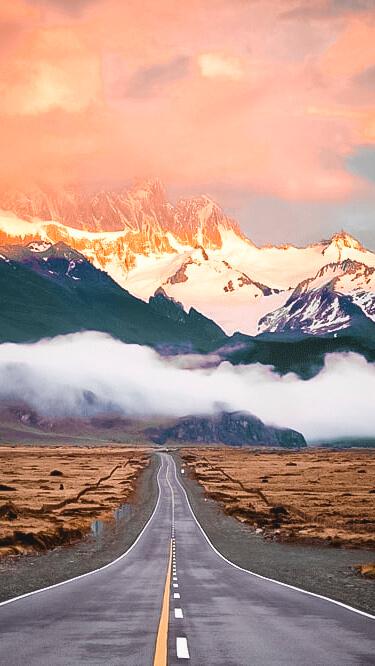 glacier-tierra patagonia chile