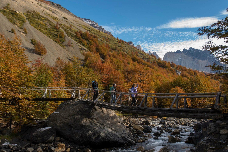 hiking tour-tierra patagonia chile