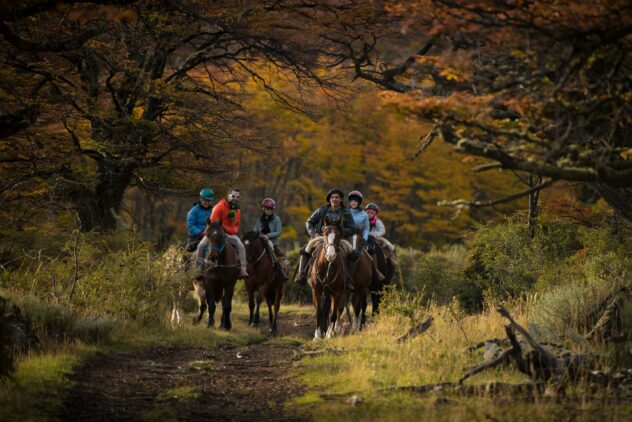 horse riding tours-tierra patagonia chile