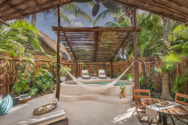 garden villa-viceroy riviera maya mexico