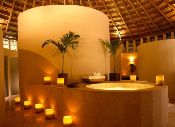 hot tub-viceroy riviera maya mexico