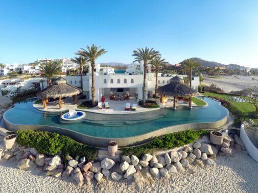 infinity pool villa-las ventanas al paraiso mexico
