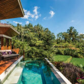 villa with pool-four seasons resort bali at sayan