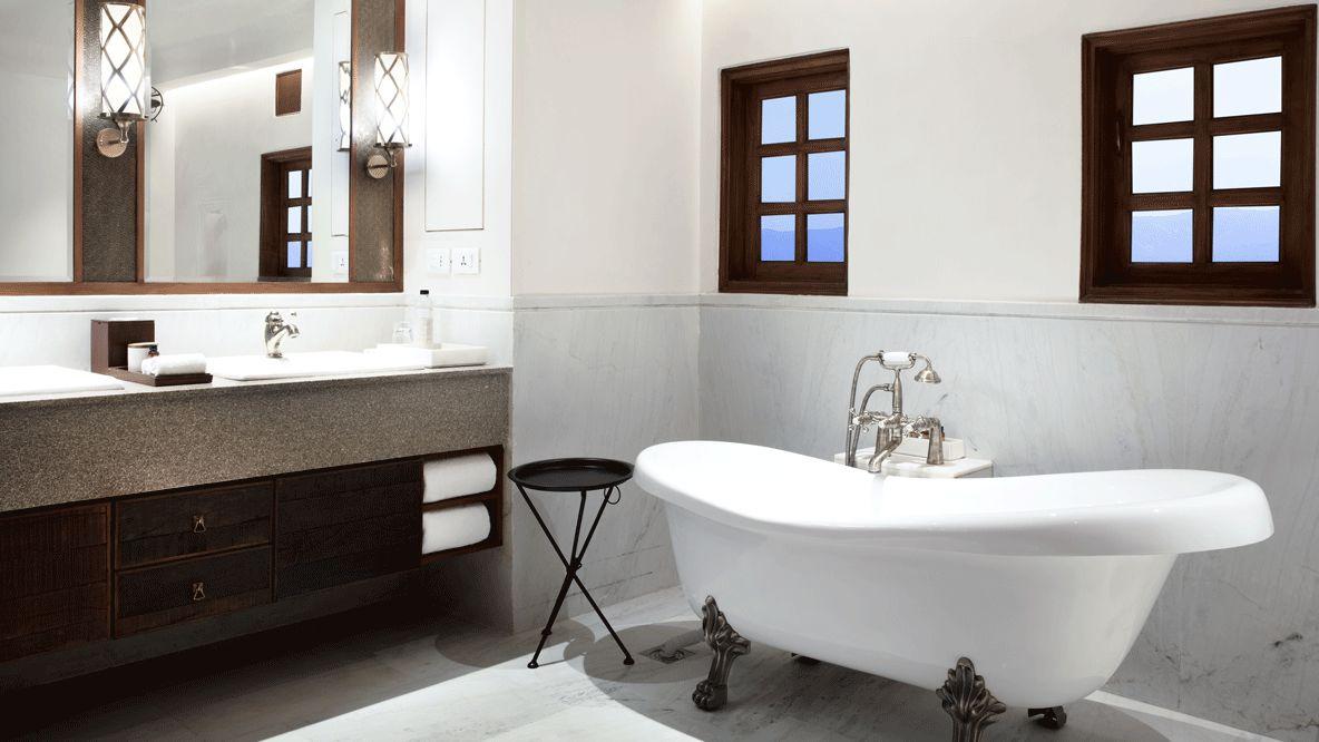 bathroom-alila fort bishangarh india