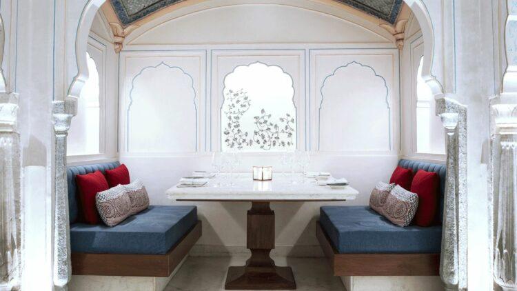 fine dining india-alila fort bishangarh india