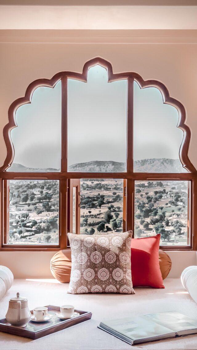 view lounging area-alila fort bishangarh india