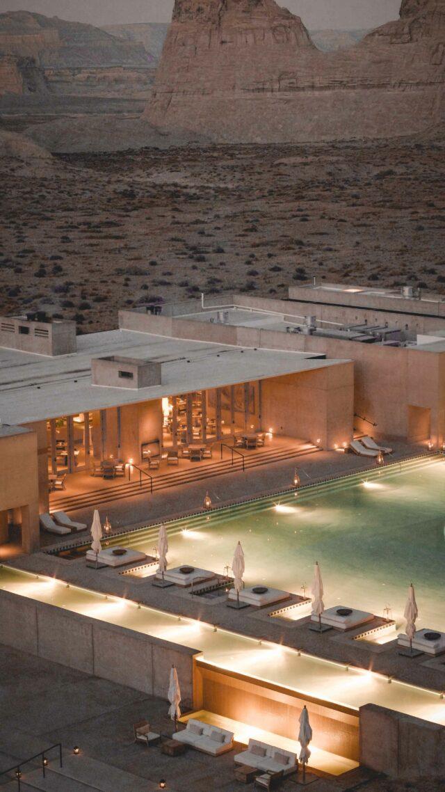 overview hotel-amangiri usa