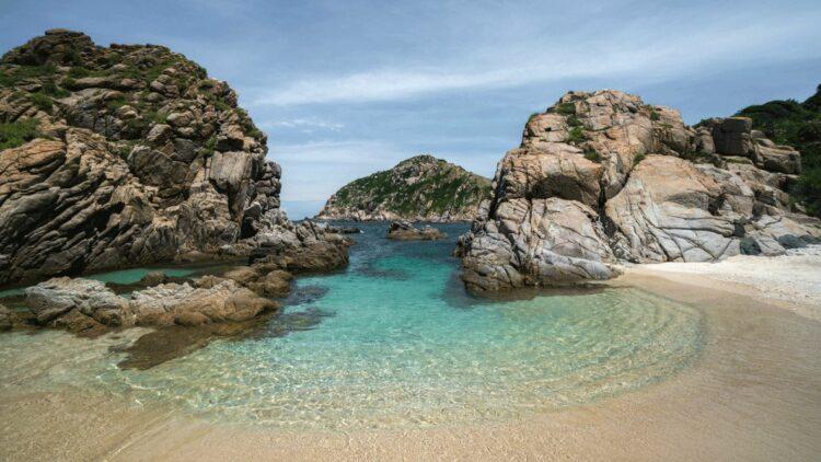 best beach-amanoi vietnam