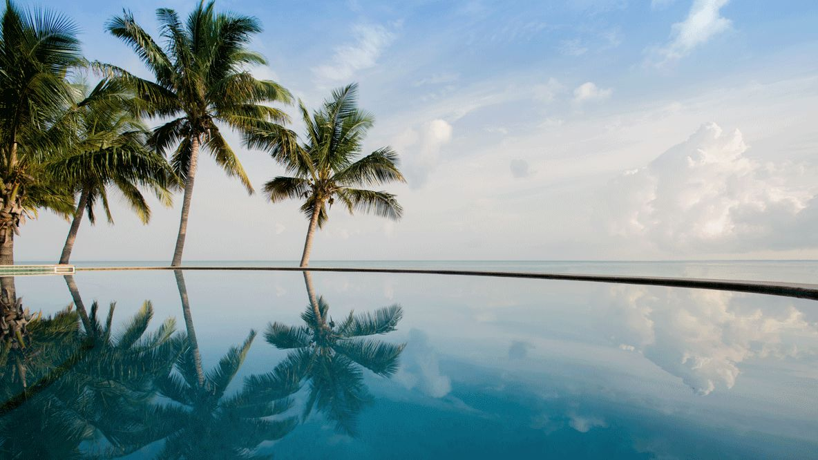 infinity pool view-andbeyond benguerra island mozambique