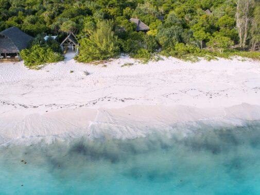 private beach hotel-andbeyond mnemba island tanzania