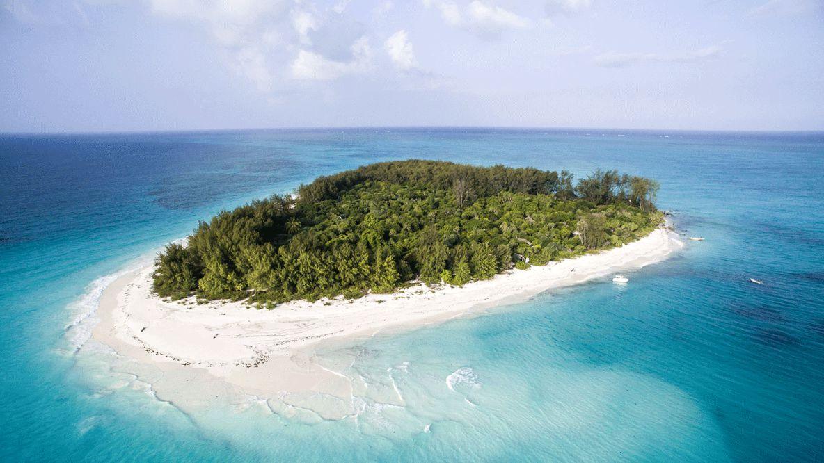 private island hotel-andbeyond mnemba island tanzania