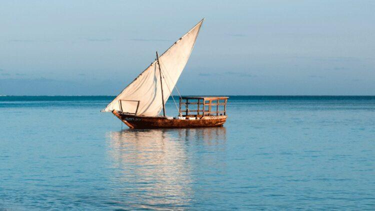 hotels in heaven andBeyond mnemba island lodge location ocean boattrip sea sky blue water pillow sail boat