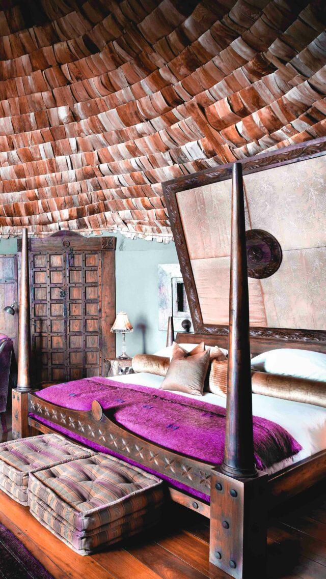 bed hotel-andbeyond ngorongoro crater lodge tanzania