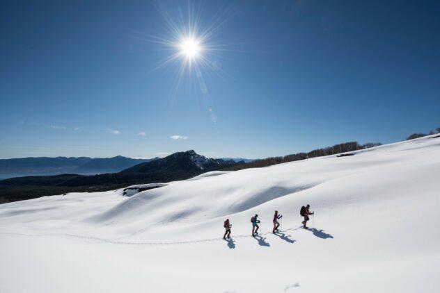 snowshoeing trips-andbeyond vira vira chile