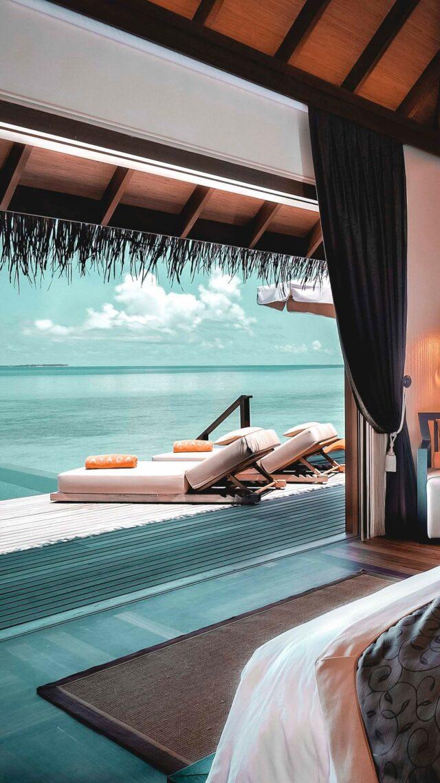 bedroom view-ayada maldives