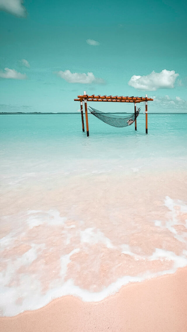 hammock ocean-ayada maldives