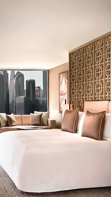 junior suite-banyan tree shanghai on the bund