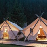 luxury tents-clayoquot wilderness resort canada