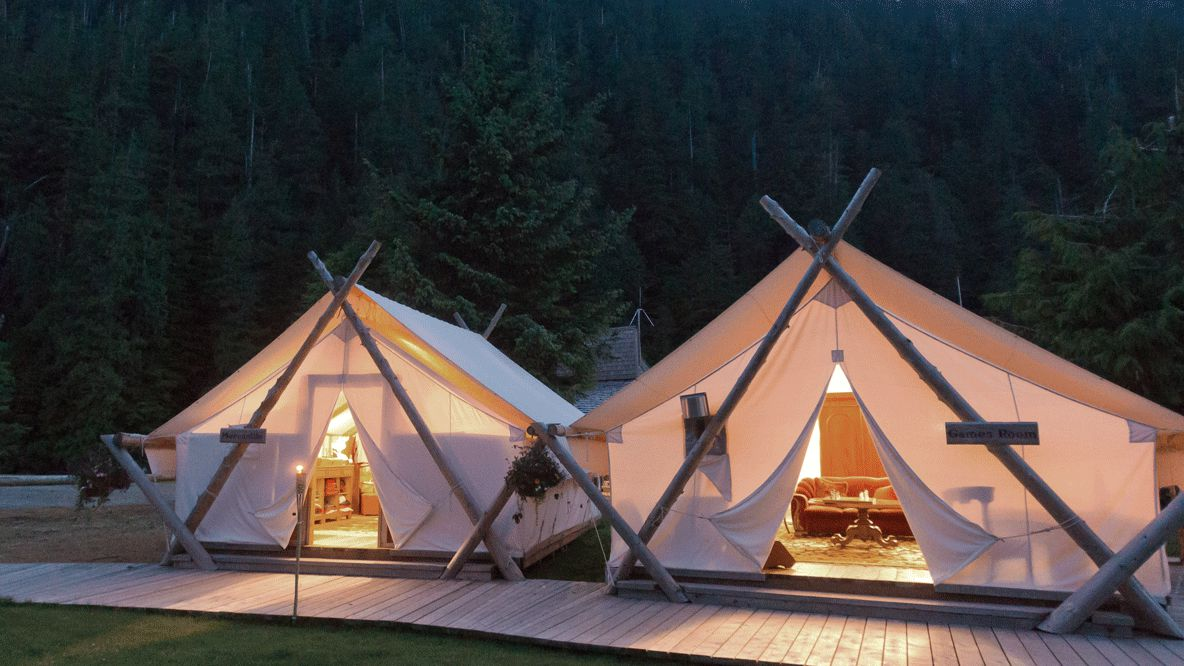 clayoquot-wilderness-resort-canada-tents