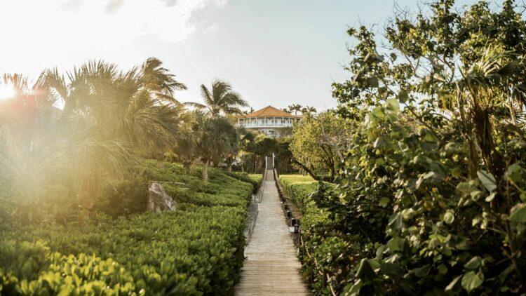 garden hotel-como parrot cay turks and caicos