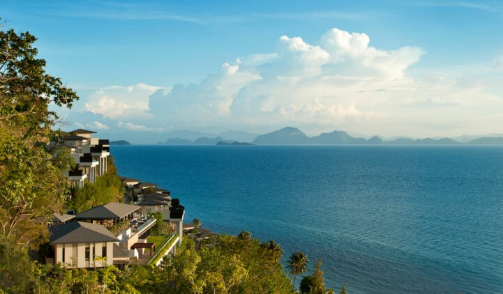 ocean view villa-conrad koh samui thailand