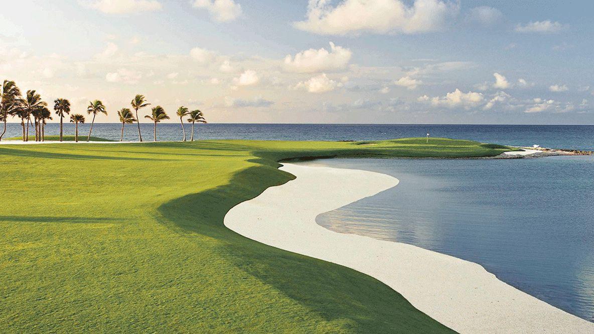 golfing-eden roc cap cana dominican republic