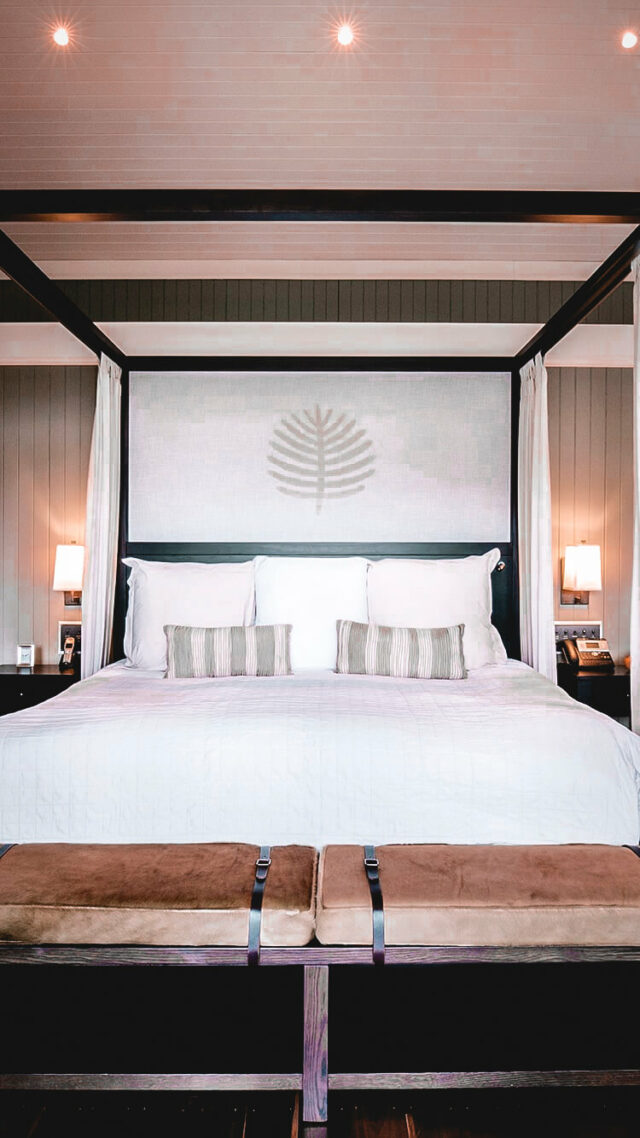 bedroom private suite-emirates one&only wolgan valley australia