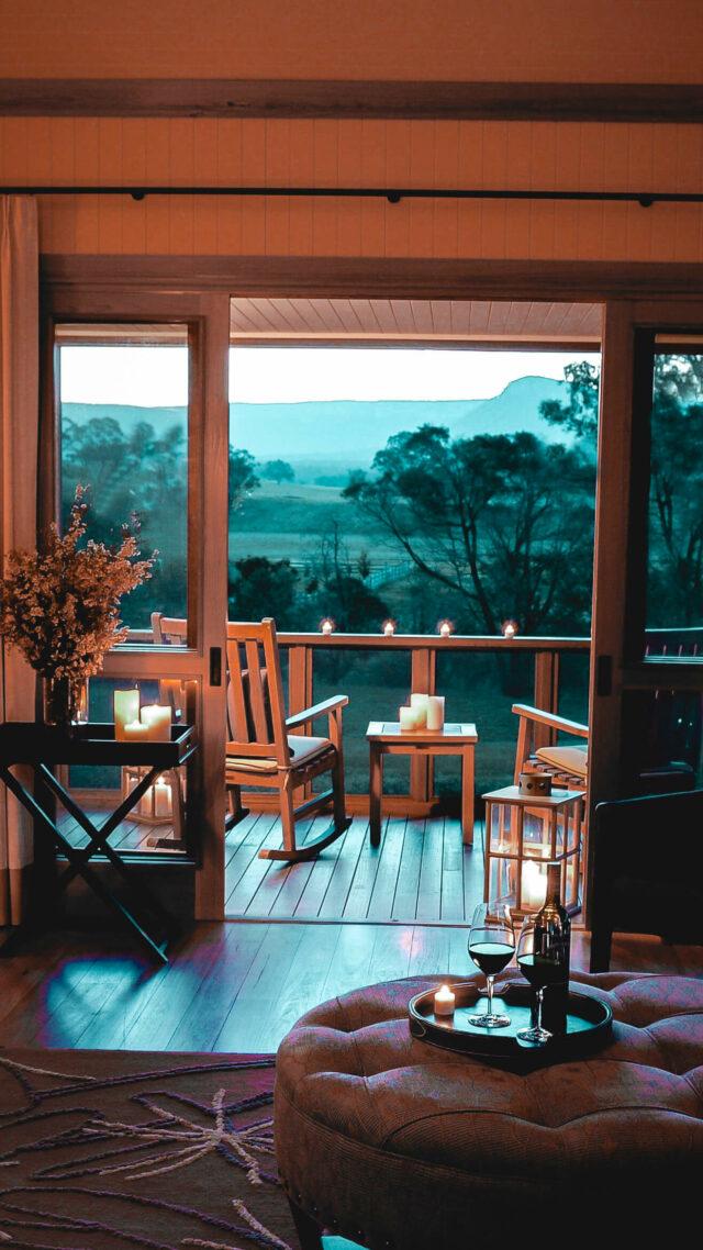 livingroom view-emirates one&only wolgan valley australia