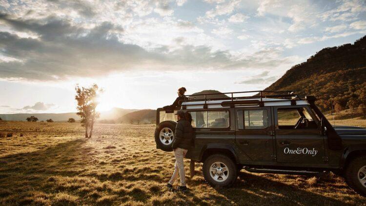 outdoor activity-emirates one&only wolgan valley australia