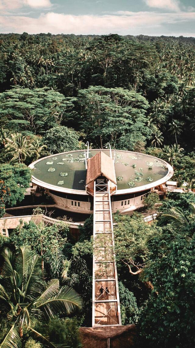 overview hotel-four seasons resort bali at sayan