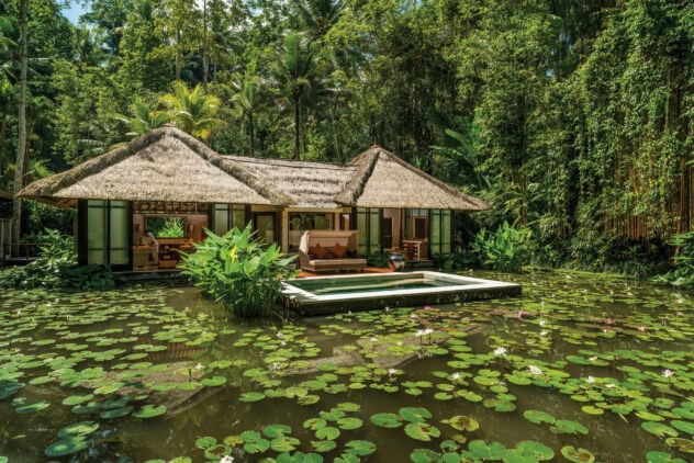 spa wellness-four seasons resort bali at sayan