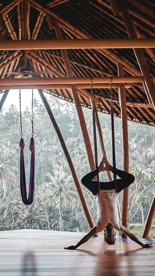 yoga-four seasons resort bali at sayan