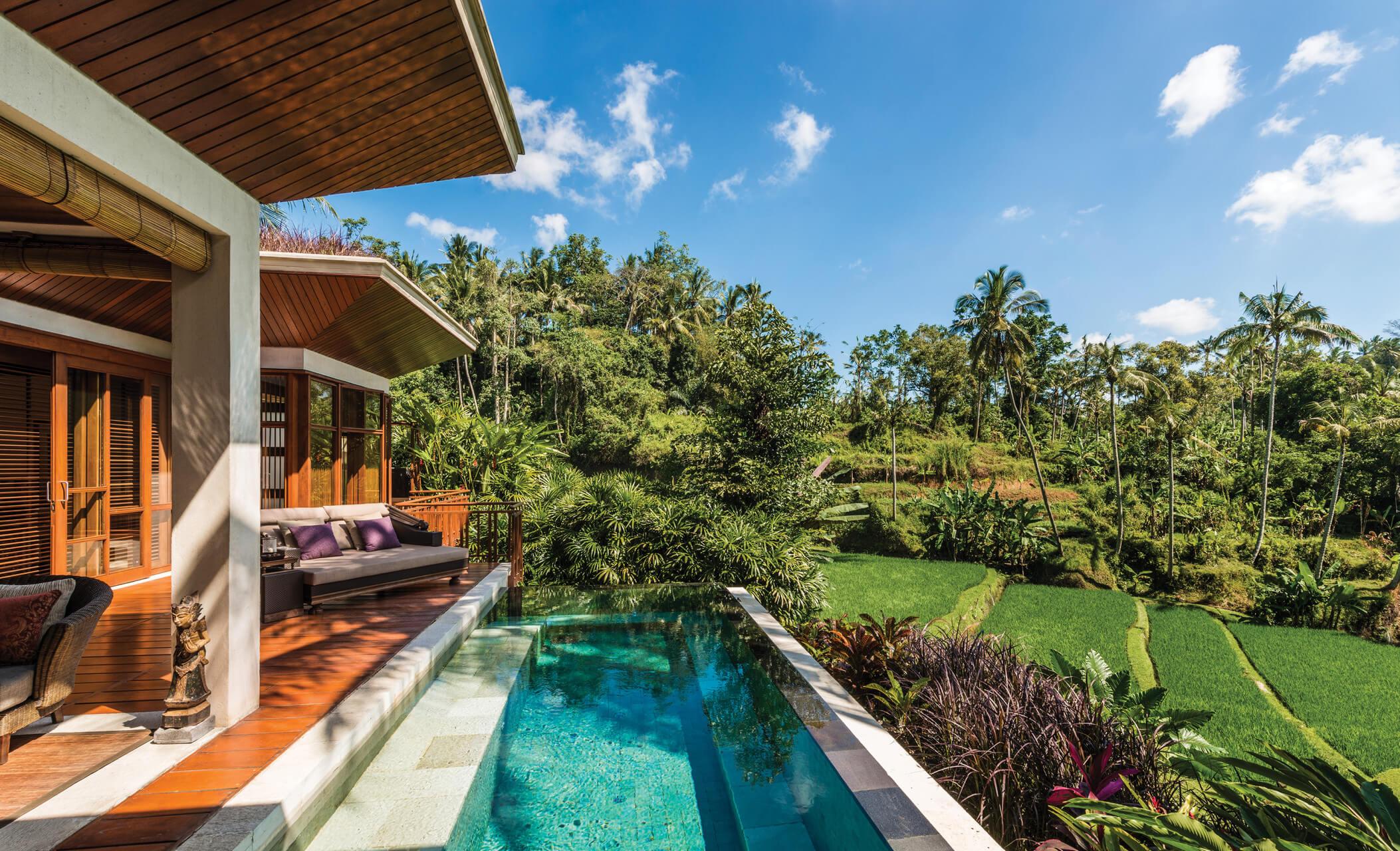 Four Seasons Resort Bali At Sayan Hotels In Heaven